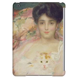 Señora con un gato, 1904