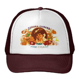 SENORA CUBANA TRUCKER HAT