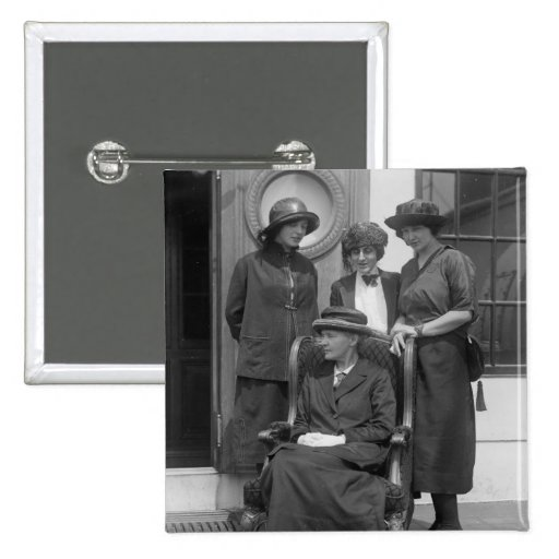 Señora Curie, 1900s tempranos Pin