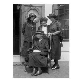 Señora Curie, 1900s tempranos Postales