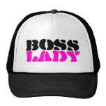 Señora de Boss Gorras