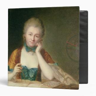 """Señora de Chatelet-Lomont Carpeta 1 1/2"""""""