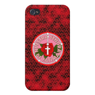 Señora De Fatima iPhone 4/4S Covers