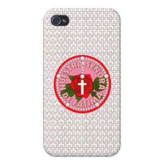 Señora De Fatima Covers For iPhone 4
