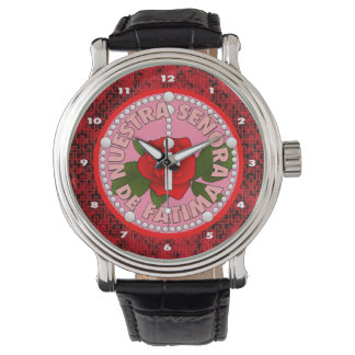 Señora De Fatima Wristwatches