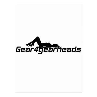 Señora de Gear4gearheads Postal