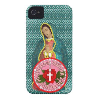 Señora de Guadalupe iPhone 4 Covers
