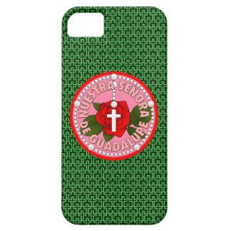 Señora de Guadalupe iPhone 5 Covers
