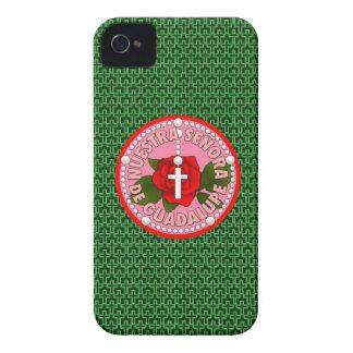 Señora de Guadalupe Case-Mate iPhone 4 Case