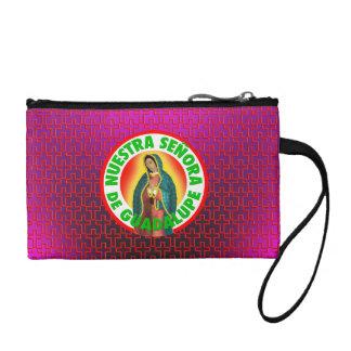 Señora De Guadalupe Coin Purse