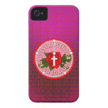 Señora De Guadalupe iPhone 4 Case-Mate Carcasa