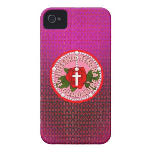 Señora De Guadalupe iPhone 4 Cover