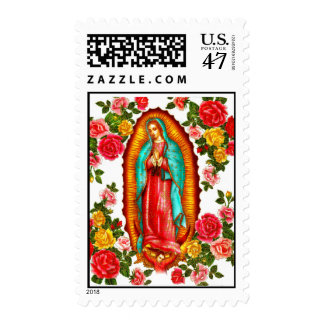 Señora de Guadalupe Postage