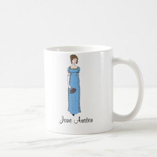 Señora de Jane Austen Taza
