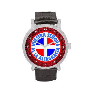 Señora De La Altagracia Reloj De Mano