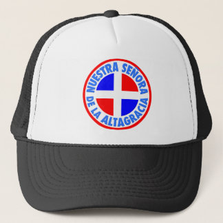 Señora de la Altagracia Trucker Hat