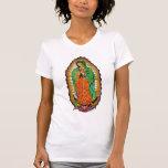 Señora de la camiseta de Guadelupe