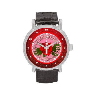 Señora De La Caridad Del Cobre Reloj
