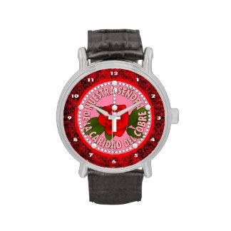 Señora De La Caridad Del Cobre Relojes De Mano