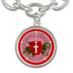 Señora De La Divina Providencia Charm Bracelets