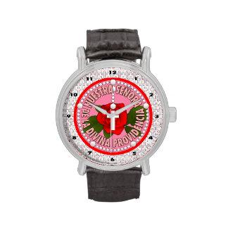 Señora De La Divina Providencia Reloj De Mano