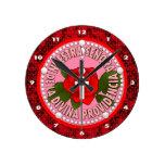 Señora De La Divina Providencia Relojes De Pared