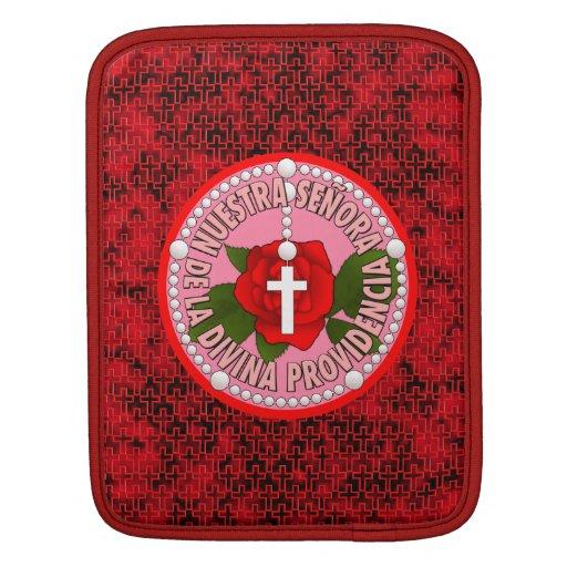 Señora De La Divina Providencia Sleeves For iPads
