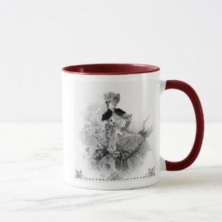 Señora de la era del Victorian