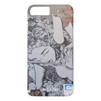 señora de la funda-pintada del iPhone Funda iPhone 7 Plus