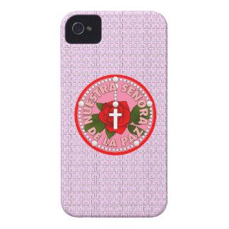 Señora de La Paz Case-Mate iPhone 4 Case