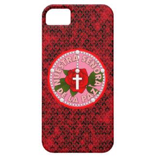 Señora De La Paz iPhone 5 Cases