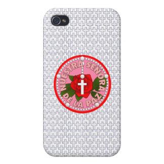 Señora De La Paz iPhone 4 Case