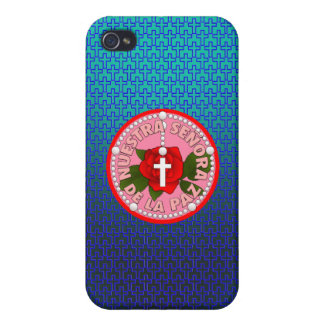 Señora De La Paz Cover For iPhone 4