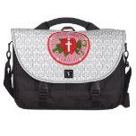 Señora De La Paz Laptop Commuter Bag