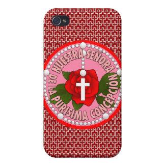 Señora de la Purisima Concepción Cases For iPhone 4
