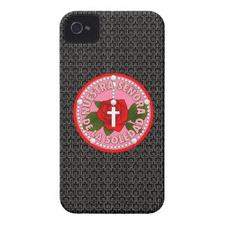 Señora de la Soledad Case-Mate iPhone 4 Protector