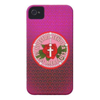Señora De Las Mercedes Case-Mate iPhone 4 Cases
