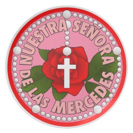 Señora de las Mercedes Plato