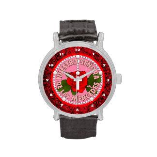 Señora De Las Mercedes Relojes De Mano
