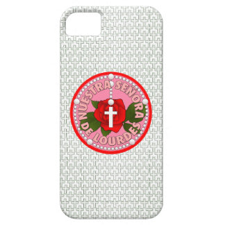 Señora De Lourdes iPhone SE/5/5s Case
