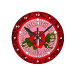 Señora de Perpetuo Socorro Relojes De Pared