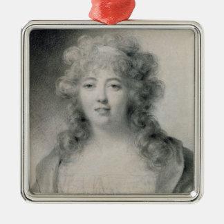 Señora de Stael 1810 Ornamentos Para Reyes Magos