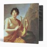 Señora de Stael como Corinne, 1809