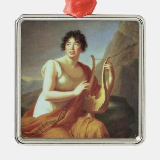 Señora de Stael como Corinne, 1809 Ornamentos De Reyes Magos