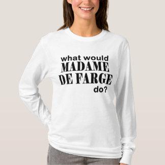 Señora DeFarge Playera