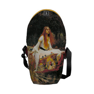 Señora del bolso del chalote bolsa de mensajeria