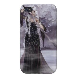 Señora del caso del iPhone 4 de Avalon iPhone 4 Funda