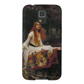 Señora del chalote de John William Waterhouse Carcasa Para Galaxy S5