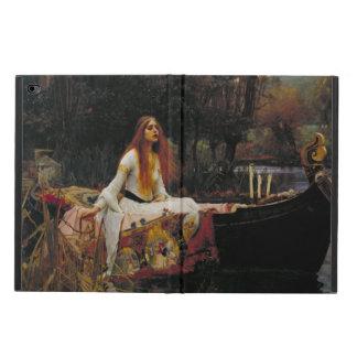 Señora del chalote de John William Waterhouse