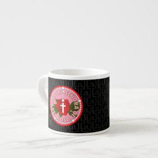 Señora del Rosario Espresso Cup